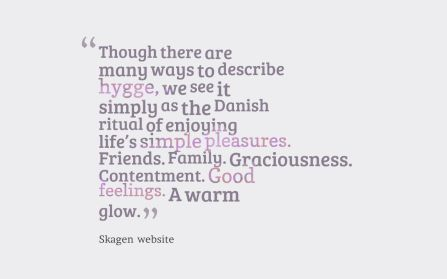 Image result for what is hygge