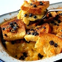 Recipe Tuesday: Bread and Butter Pudding