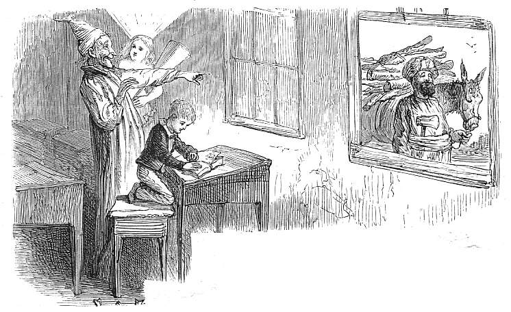 scrooge-in-the-school-room