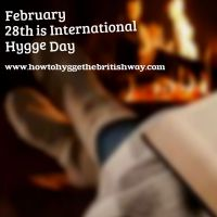 International Hygge Day