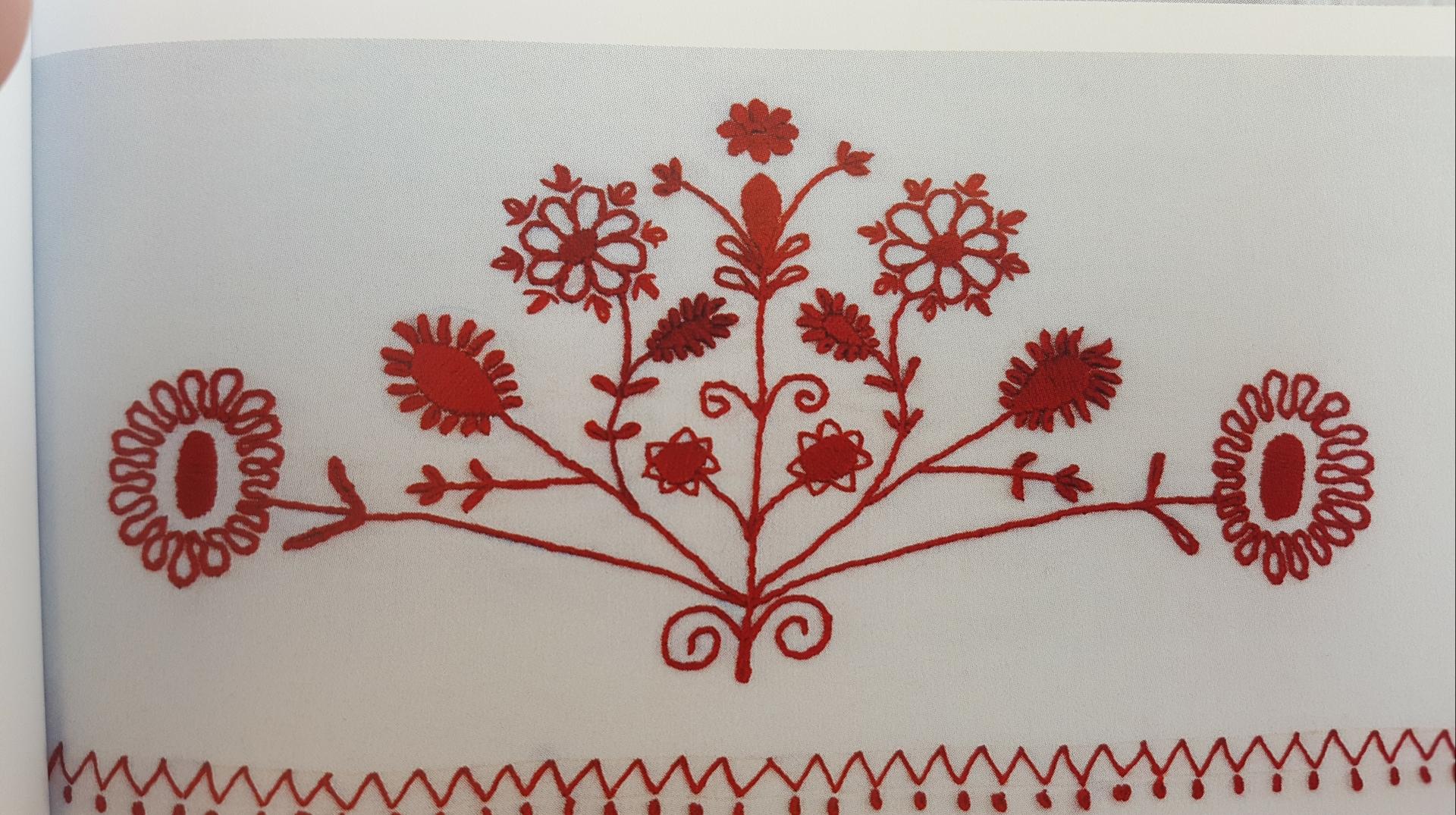 scandinavian embroidery