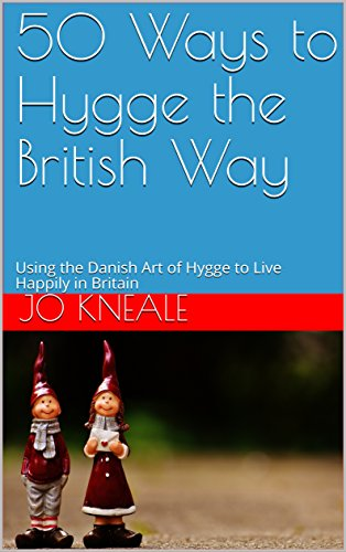 50 Ways to Hygge The British Way Book cover