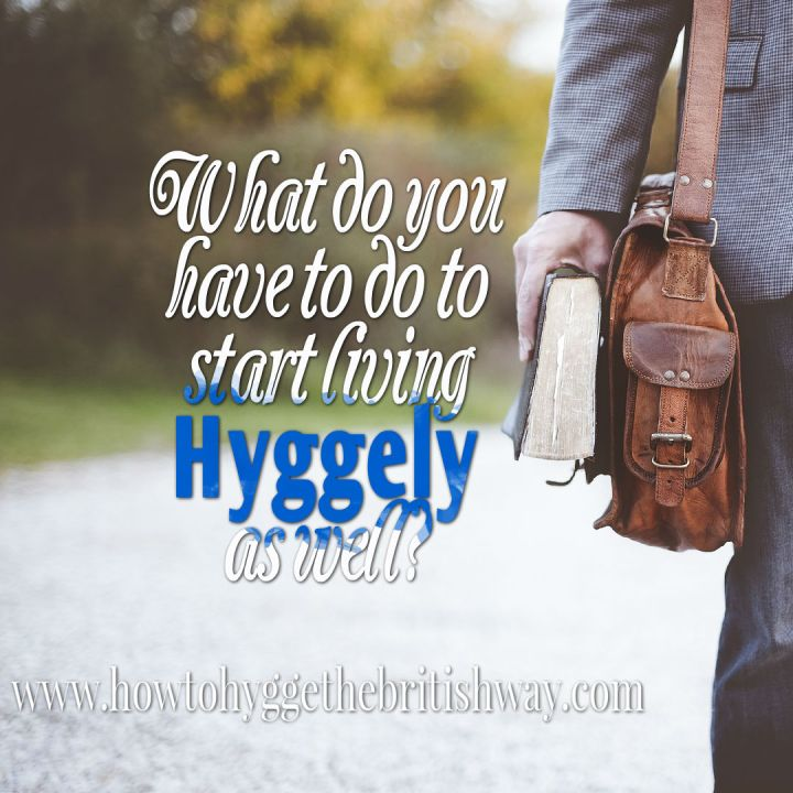 Living hyggely 1