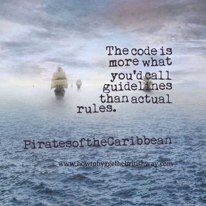 Pirates code 1
