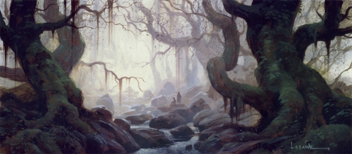 Lasaine Fangorn Forest