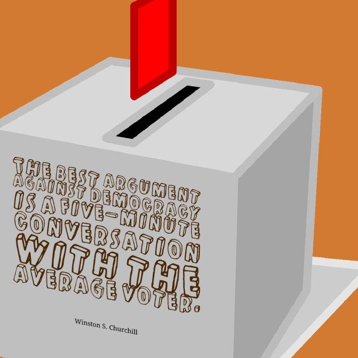 Average voter
