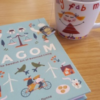 Hygge Book: Lagom by Linnea Dunne