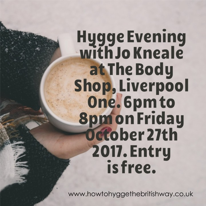 Hygge Evening at the Body Shop 2