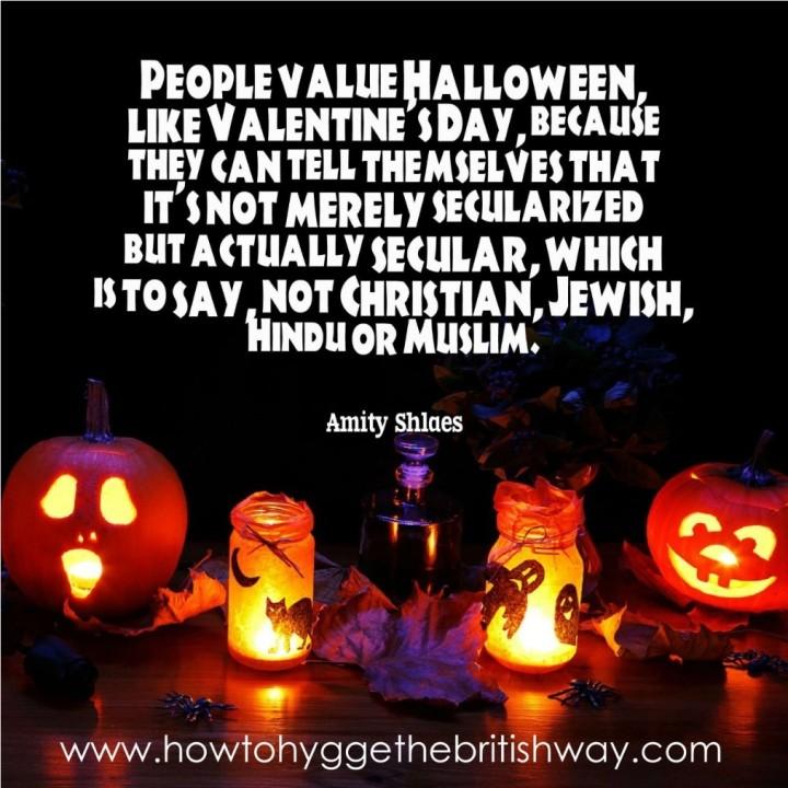 People Value Halloween