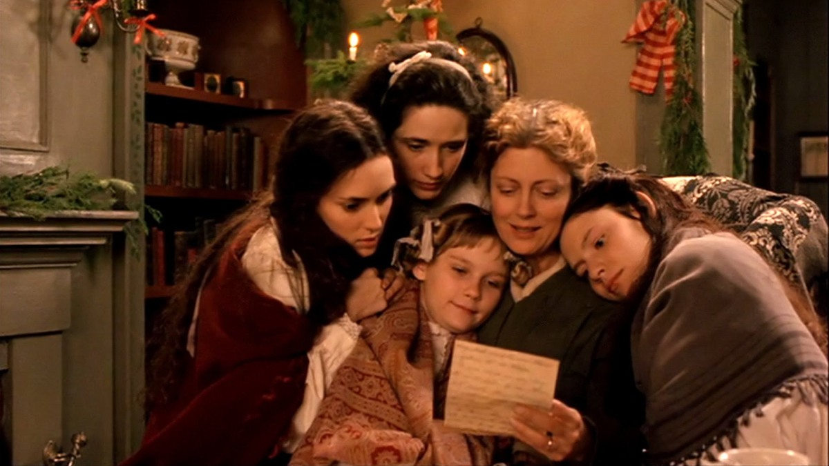Self Care Christmas Day 9: Have a Little Women Christmas