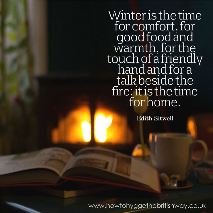 Winter is the time for home 2