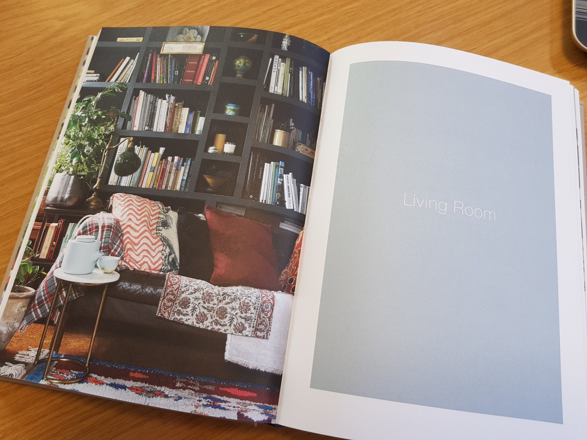Hygge Book: A Sense of Home Eat/Make/Sleep/Live by Helen James