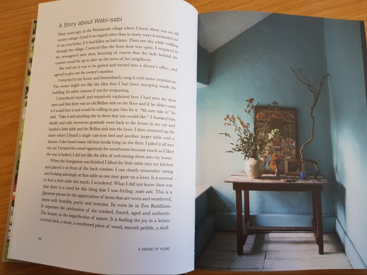 A Sense of Home Wabi Sabi by Helen James