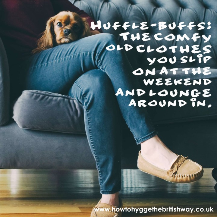 Huffle Buffs Word for the Weekend