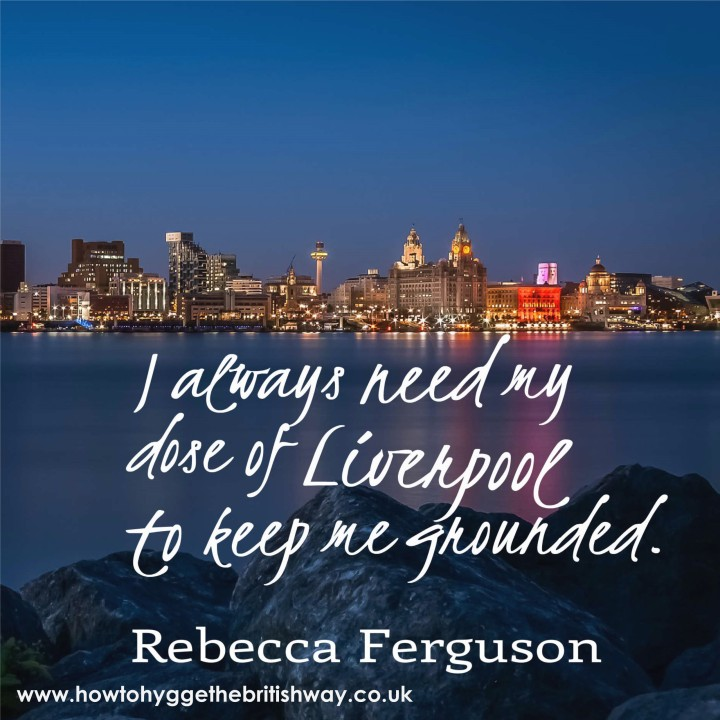I always need my dose of Liverpool to keep me grounded