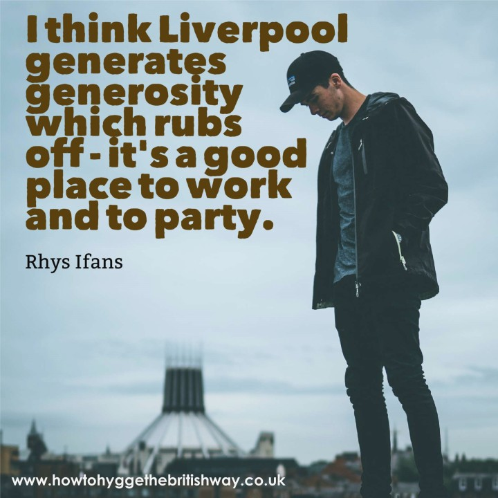 Liverpool generates generosity