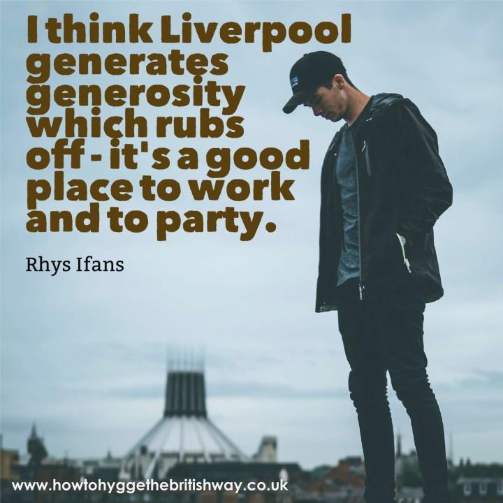 Liverpool generates generosity
