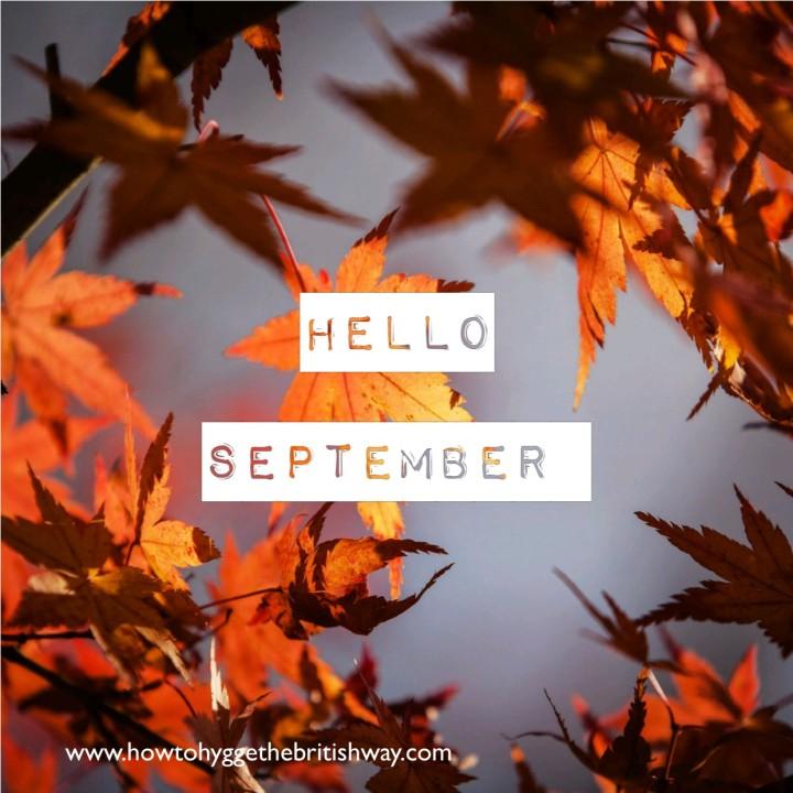 Hello September 3