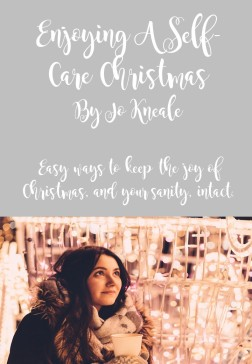 A Self Care Christmas Front Cover 1