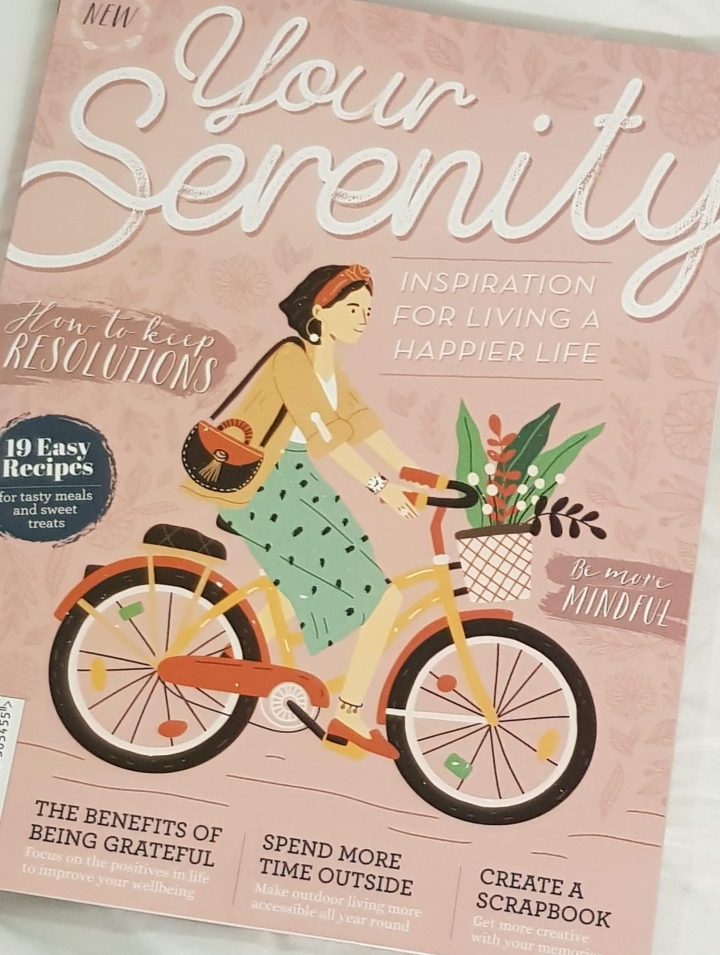Your Serenity bookazine How to Hygge the British Way