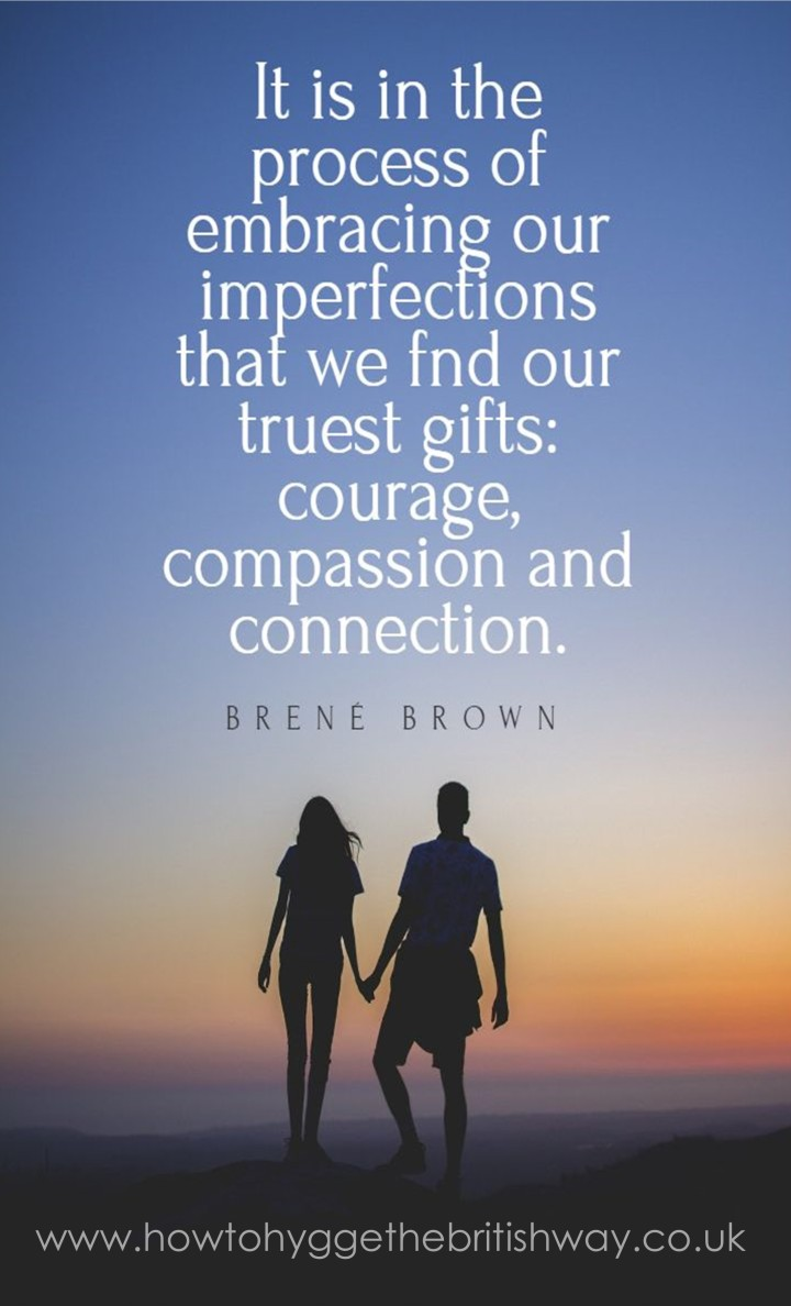 Embracing Imperfection Brene Brown