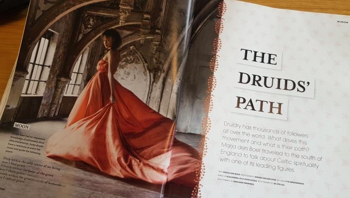 happinez The Druids Path