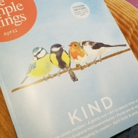Magazine Monday: The Simple Things April 2020 Kind