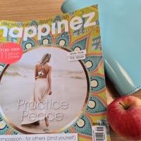 Magazine Monday: Happinez Issue 21