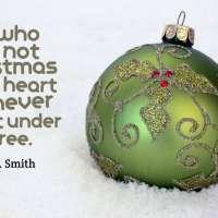 Call off Christmas? Never!