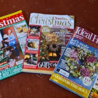 Magazine Monday: A Trio of Christmas Inspiration.
