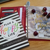 Book Friday: Plan a Happy Life by Stephanie Fleming