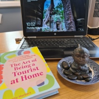 Book Friday: The Art of Being a Tourist at Home by Jenny Herbert